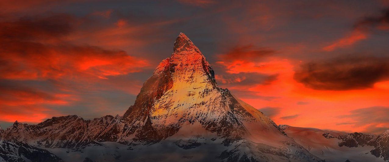 פסגת הר גדול