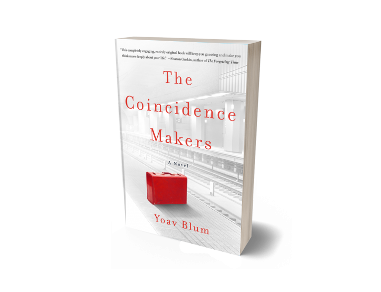 The Coincidence Makers - English cover